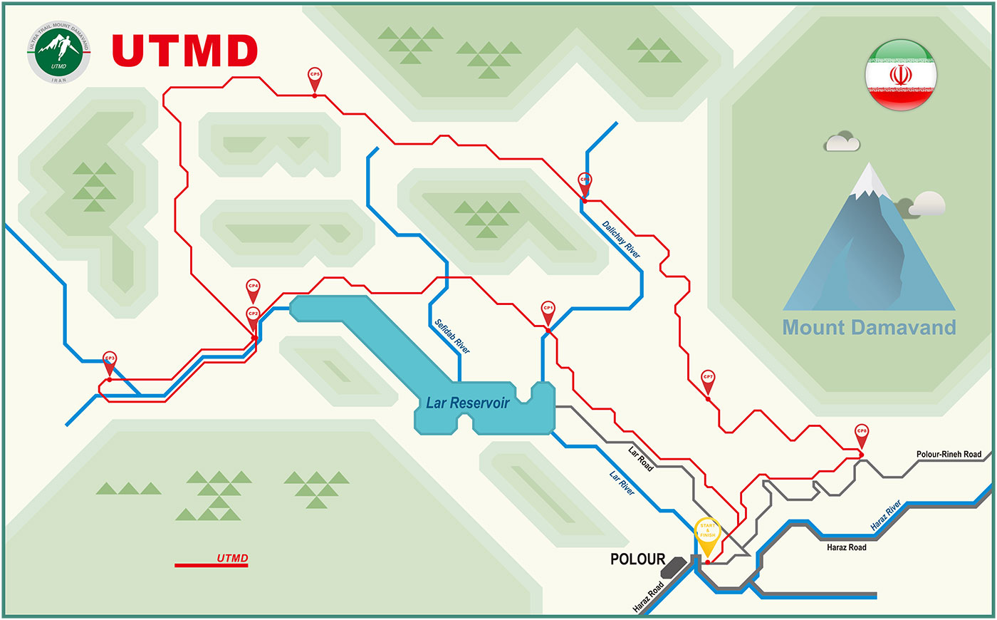 Utmd-course-map-utmd