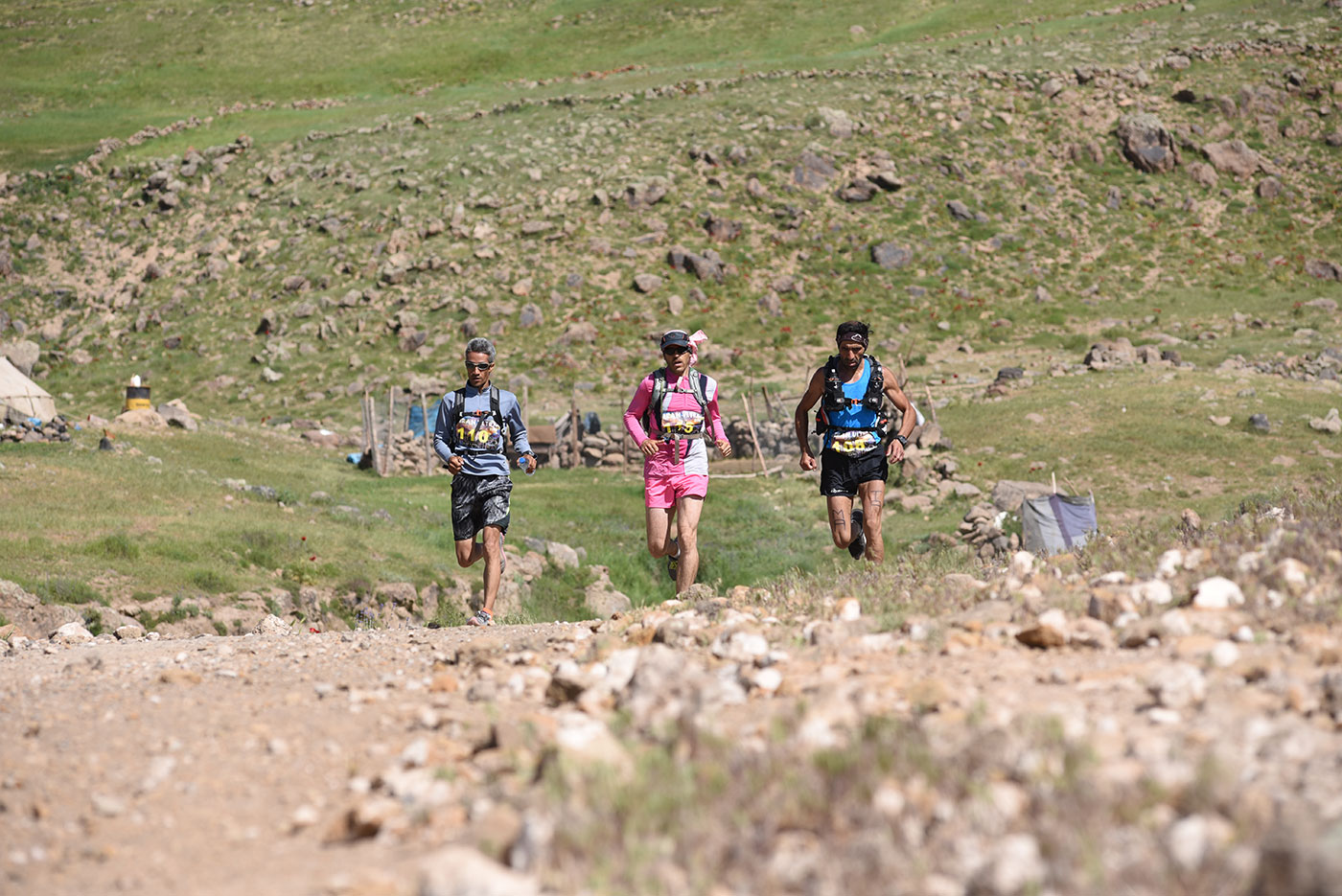 Iran ultra Trail running