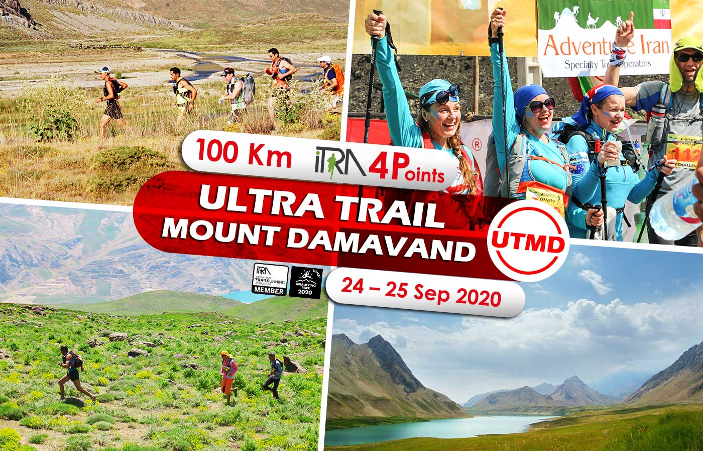 Ultra Trail Mount Damavand
